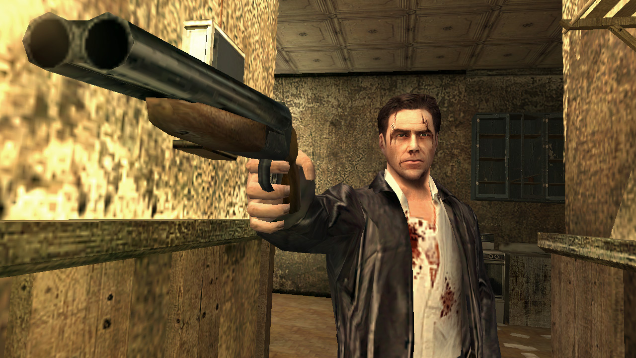 Payne Killers Max Payne 2 Xbox Screenshots